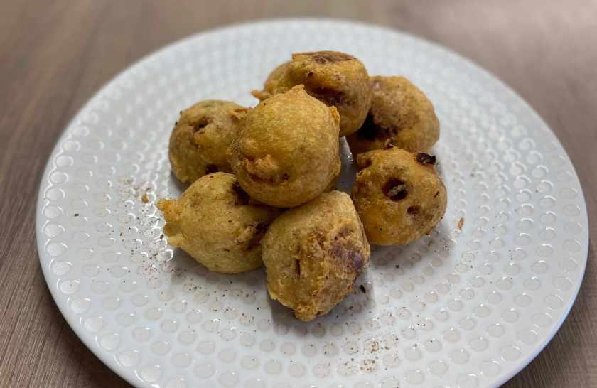 aloo Bonde- polpette di patate